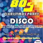 Ultimate 80s Christmas Party Disco