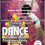 Dance Through the Decades Christmas Party