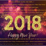 Over 60's New Year Party