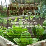 Leisure Gardens Competition 2019